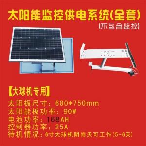 168AH太阳能监控供电系统(大球机专用)