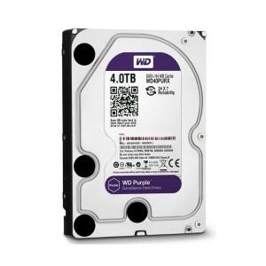 西数4TB-监控紫盘